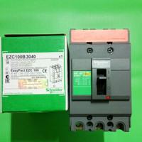 MCCB EZC100B 7,5kA 3P 15,20,25,30,40,50A