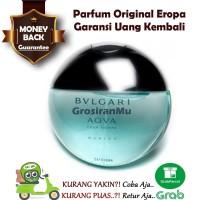 Parfum Original 100 Ori Bvlgari Bulgari Aqua Aqva Marine Asli Nonbox