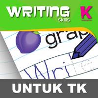 Kindergarten Writing Skills Buku Aktivitas Anak TK Menulis Huruf