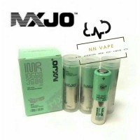 Battery MXJO new 18650 3500 MAH (Green Toscha) Authentic