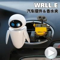 Parfum Pengharum Mobil Karakter Wall E