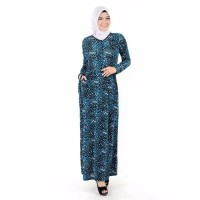 JEHFashion Long Dress Gamis Muslim - Rianti