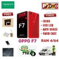 OPPO F7 RAM 4GB ROM 64GB GARANSI RESMI