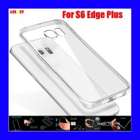 Samsung Galaxy S6 Edge Plus G928 - Clear Soft Case Casing Transparan