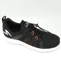 Edisi Terlaris Kicosport Sepatu running specs Prelude black original n
