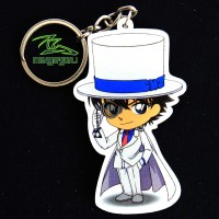 Gantungan Kunci Anime Murah Detective Conan Kaito Kuroba Kid Chibi