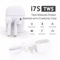 Headset i7S bluetooth Tws Wireless