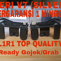 L1 R1 L1R1 SharpShooter Controller Mobile PUBG ROS SILVER V7