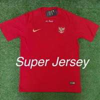 Jersey bola grade ori timnas indonesia home/away