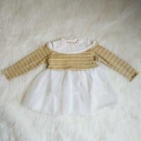 Baby Dress Sabrina | Dress Sabrina Bayi | Baju bayi