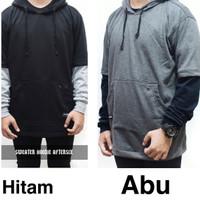 Fashion jaket sweater hoodie pria murah