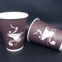 Paper Cup - Gelas Kertas Kopi 1 Karton