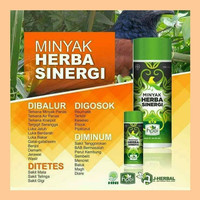 minyak herbal sinergi hpai