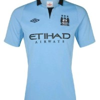 Jersey Manchester City 2012 - 2013 GO