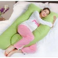 Bantal untuk ibu hamil warna hijau muda