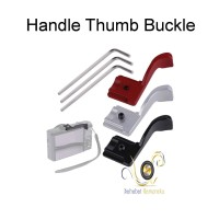 Thumb Up Grip Hot Shoe Khusus Untuk Kamera Fuji