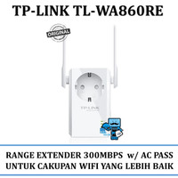 Repeater Wifi TP-Link 300Mbps w/ AC Pass Range Extender TL-WA860RE