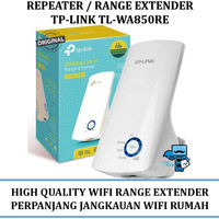 Repeater WiFi TP-Link TL-WA850RE 300Mbps Wi-Fi High Quality & Range