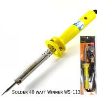 Solder 40 watt Winner WS-113