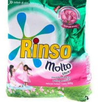 Detergen Bubuk RINSO Molto 800 gram Rinso Bubuk