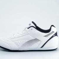 Kasogi Hiro White Black - Sepatu Running - Sepatu Olahraga - Sepatu Sn