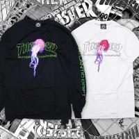Thrasher Atlantic Drift Long Sleeve & Thrasher Atlantic Drift Shirt