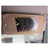 Dompet CD DVD / Sun Visor Interior Mobil / Organizer Car Bag