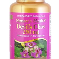 Nature's Health Devil's Claw 250 MG (30 Caps)