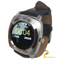 Smart watch DZ10 \u002F Smartwatch X3 Sim Card Memory Card Gold Brown