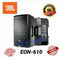 Speaker Aktif JBL EON 610 Original 10inch