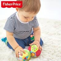 MAINAN BAYI FISHER PRICE RATTLE BALL / FISHER PRICE BOLA KRINCINGAN /