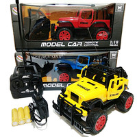 RC Off Road Model Car / Mobil Remote Kontrol Jeep Buka pintu