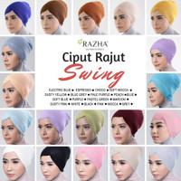 Best Seller Ciput Rajut Kerut Premium Ori RAZHA
