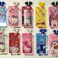 CASE/SOFTCASE 2 DOLL PEEK + ANTIGORES XIAOMI REDMI NOTE 5A