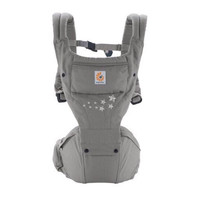 GENDONGAN ANAK MODEL HIPSEAT / ERGO BABY HIP SEAT CARRIER - GREY
