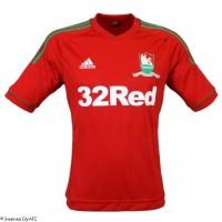 Jersey Bola Swansea City MAN Away 2012/13 GO