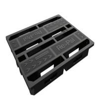Stackable / Nestable Plastic Pallet