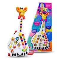 Gitar Jerapah Animal Farm Guitar Mainan Gitar Anak Mainan Musik Baby