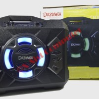 Speaker Dazumba dw 286 Speaker karaoke 2 mic