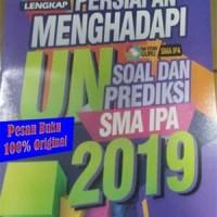 Buku Edisi Lengkap Persiapan Menghadapi UN soal dan prediksi SMA IPA