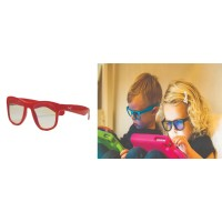 Real Shades Kacamata Anak 2Y  Screen Shades - Red