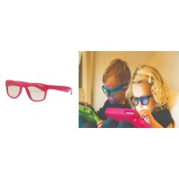 Real Shades Kacamata Anak 2Y  Screen Shades - Pink