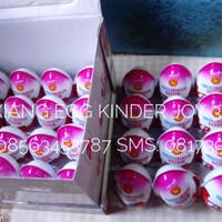 QUXIANG EGG KINDER JOY CHINA 1KARTON 32pcs