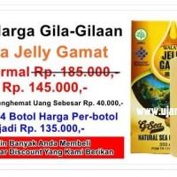 Pengobatan Tukak Lambung – G-Sea Jelly Gamat Emas Walatra Original