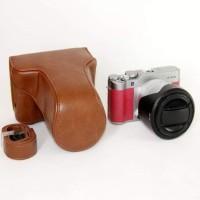 Leather Bag Fujifilm XA3 / Leather Case Fujifilm XA5