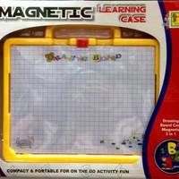 Mainan Edukasi Anak Magnetic Learning Case