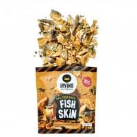 Irvins Salted Egg Fish Skin 230 Gram (Big)