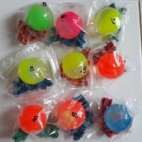 Bola bekel besar 1 set biji plastik isi 10pc