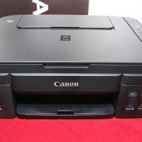 Printer Canon G3010 Ink Tank Print Scan Copy Wireless