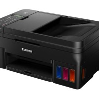 Printer Canon G4010 +Wireless ADF Support Kertas F4 All In One